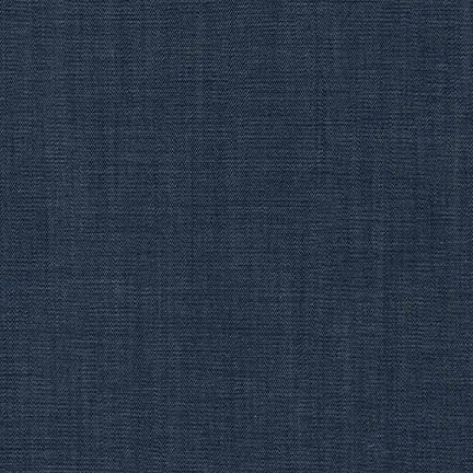 Santa Barbara Tencel Cotton Chambray in Denim
