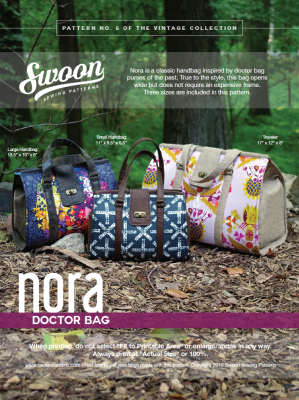 Nora Doctor Bag