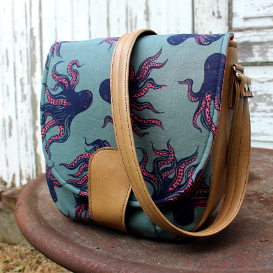 Sandra Saddle Bag