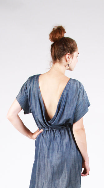Bridgetown Backless Dress + Tunic