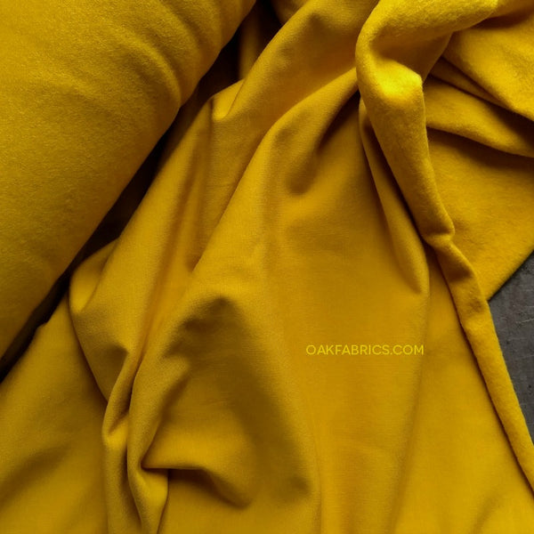 Bamboo Fleece / Sunflower
