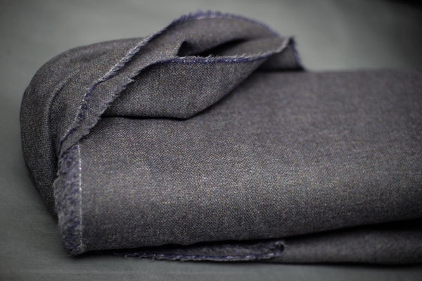 Thistle Wool in Grey Blend