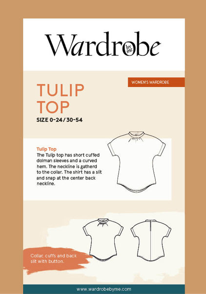 Summer Tulip Top