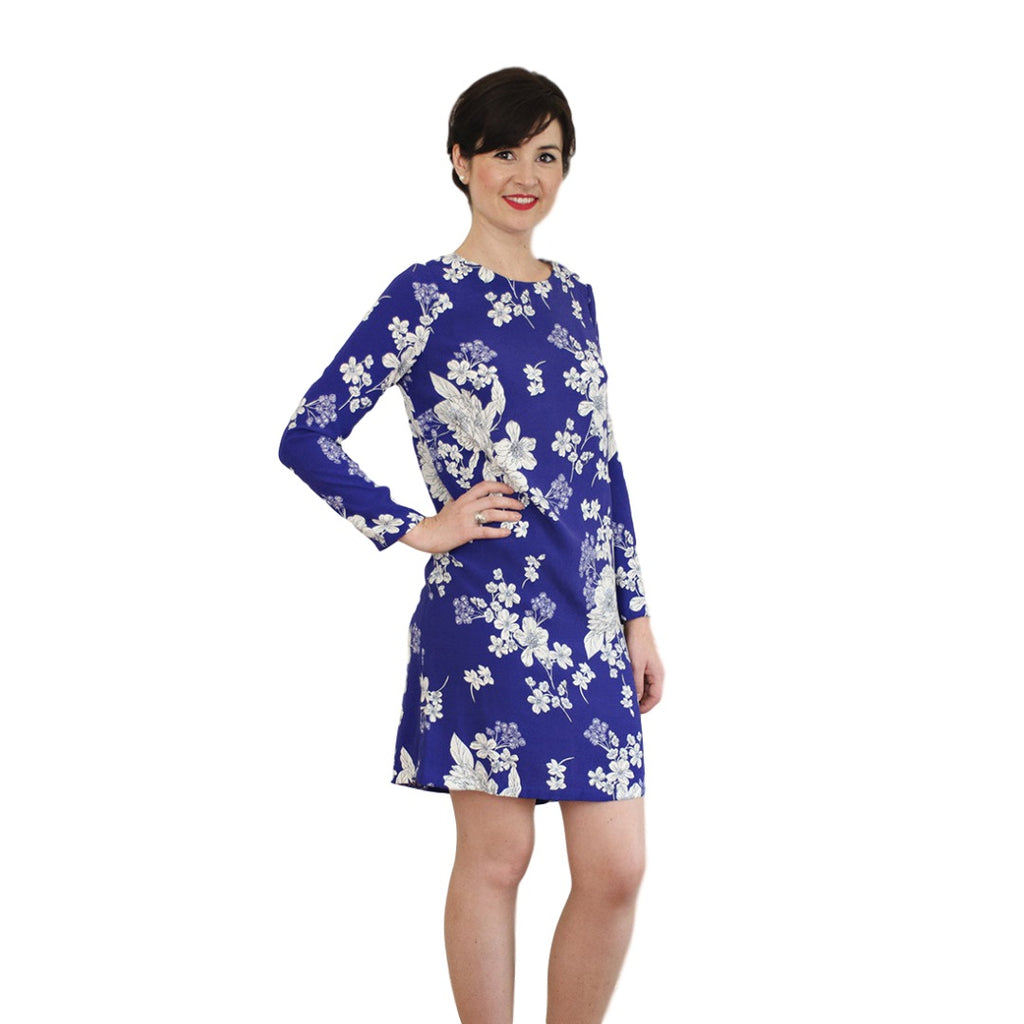 Sew Over It (UK) / Printed Sewing Pattern / Ultimate Shift Dress ...