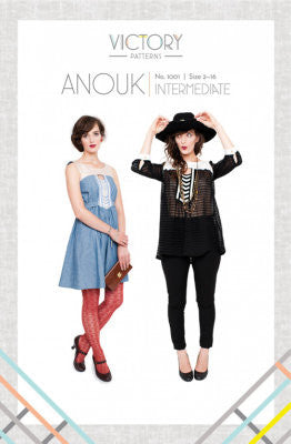 Anouk Dress & Tunic