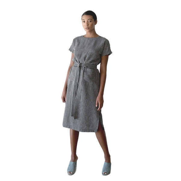 Wiksten Shift Dress / Top + Apple Rings Linen