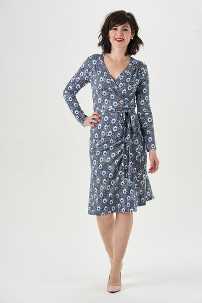 Meredith Wrap Dress