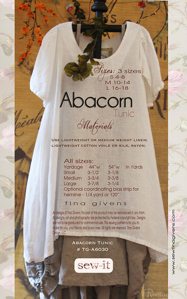 Abacorn Tunic Dress