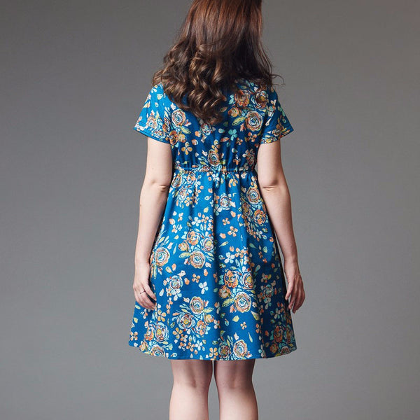 Aubepine Dress