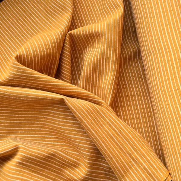 Yarn Dyed Mariner Cloth / Butternut