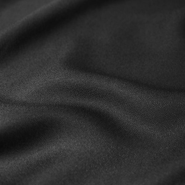 Viscose Crepe / Black