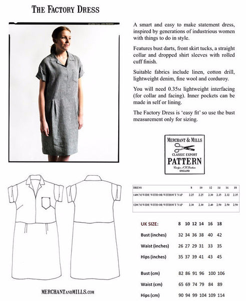 The Factory Dress