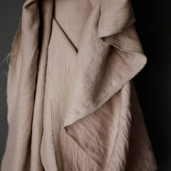 Laundered Linen / French Clay