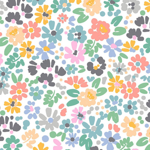Cotton Print / Flower Power
