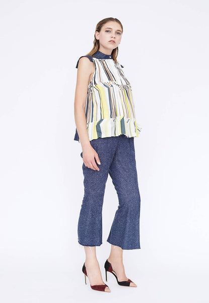 503 / Pleated Top