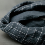 Linen Double Gauze / Jacob's Check