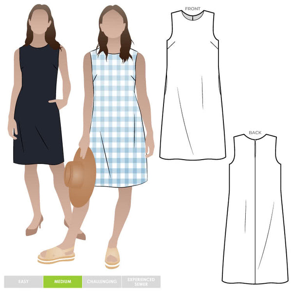 June Sheath Dress