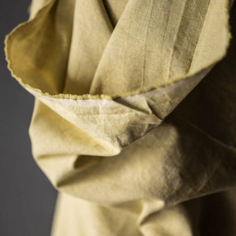 Brushed Linen / Recycled Cotton / Limon