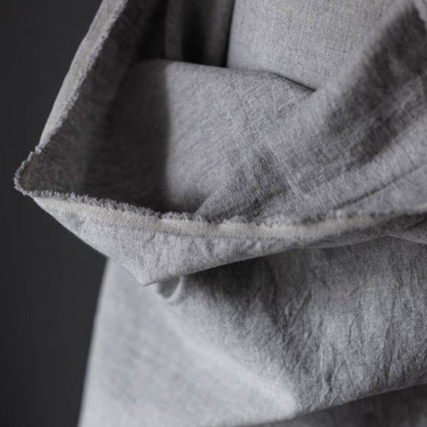 Brushed Linen / Recycled Cotton / Marl