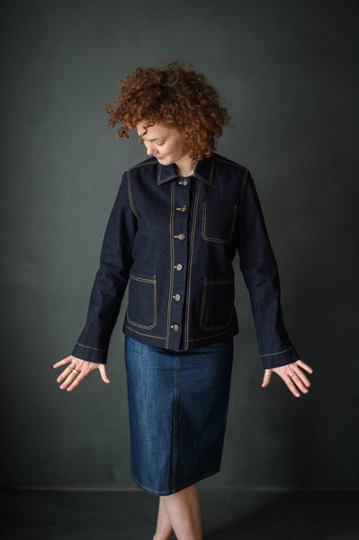 The Ottoline Jacket