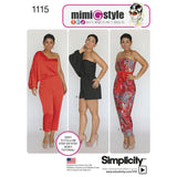 1115 Long + Short Jumpsuits