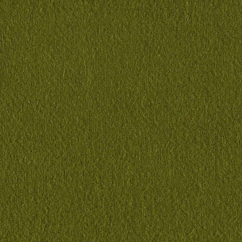 Woven Wool Coating / Dark Green