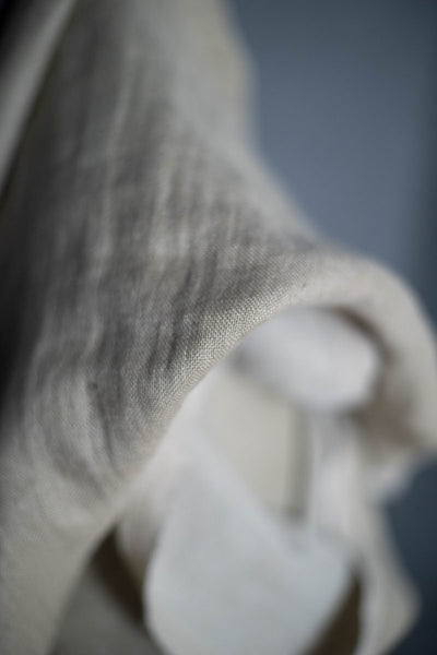 Woolsey Linen Wool / Natural