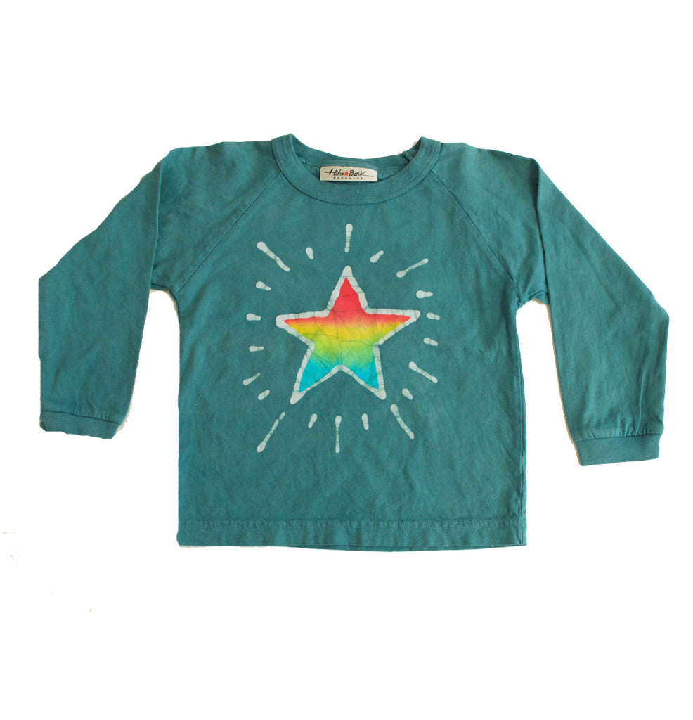 Long Sleeve Big Star Size 2