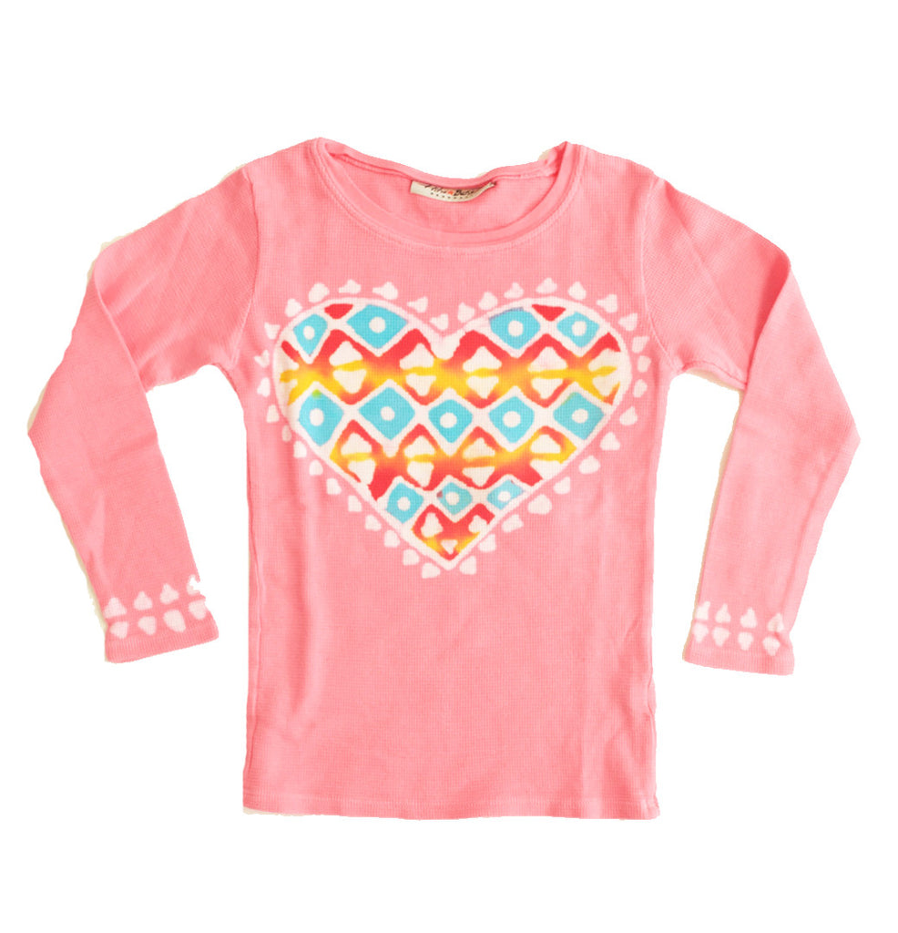 Thermal Tribal Heart Size 2