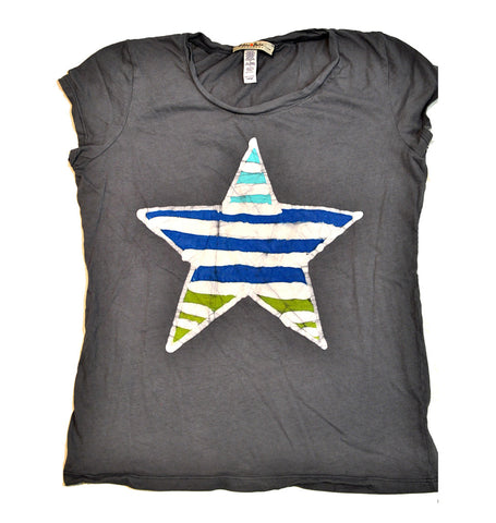 Stripey Star (Womens)