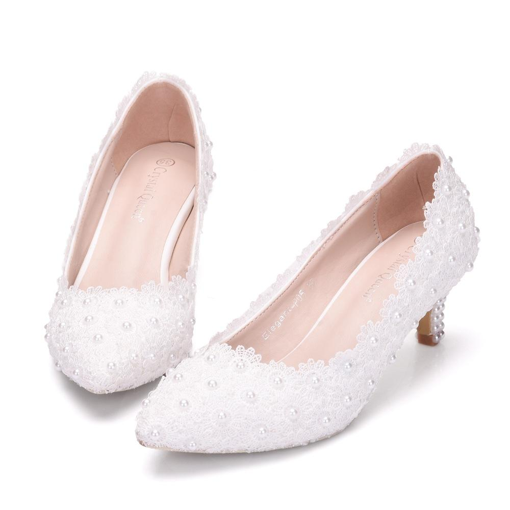 Woman Fashion Party Wedding Shoes