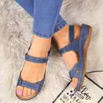 Women Comfy Sole Fashion Sandals-shoeri