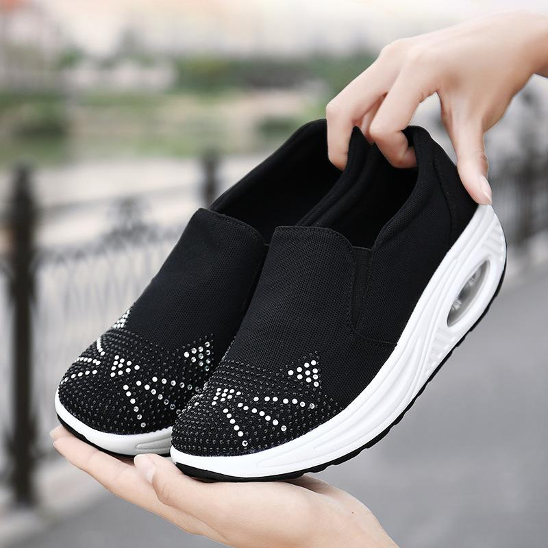 Women's Air Cushion Walking Shoes