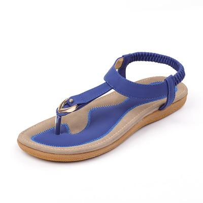 Women's Flat Bottom Toe Sandals