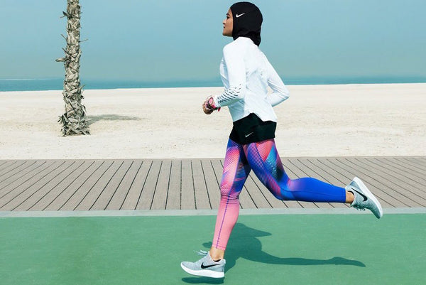 "Nike Launches ""Pro Hijab"""