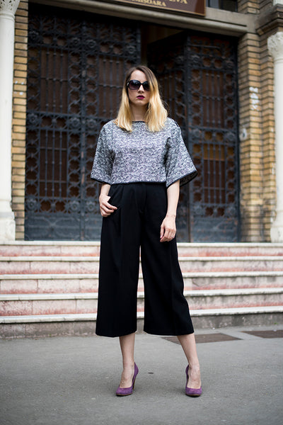 Modest Black Pants