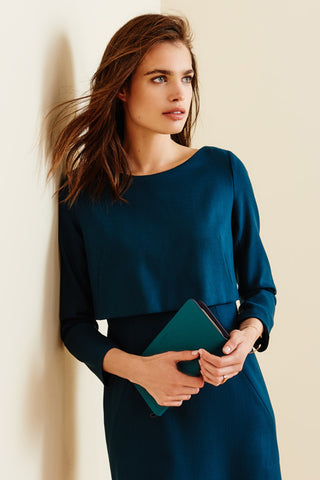 modest professional dresses with sleeves #sleevesplease Mode-sty