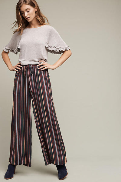 Modest Striped Pants