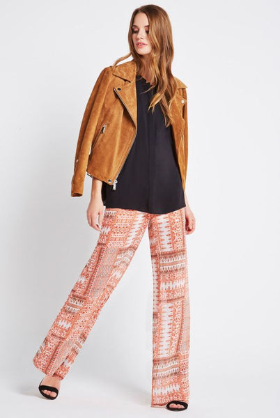 Modest Patchwork Pant