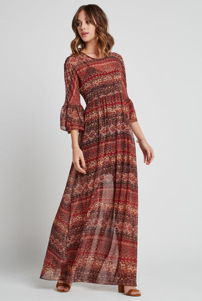 Modest Boho Fashion