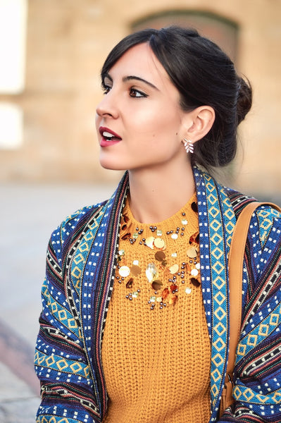 Modest Ethnic Jacket