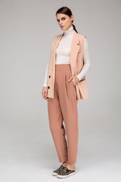 Modest High Waisted Pants