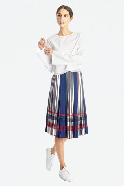 Modest Pleated Skirt