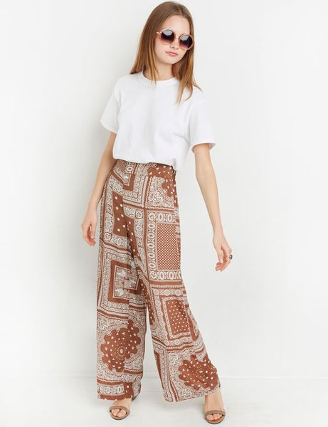 Modest Bandana Pants