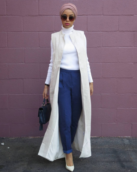 Modest Pant Look