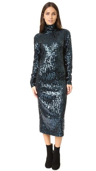 Modest Sequin Dress