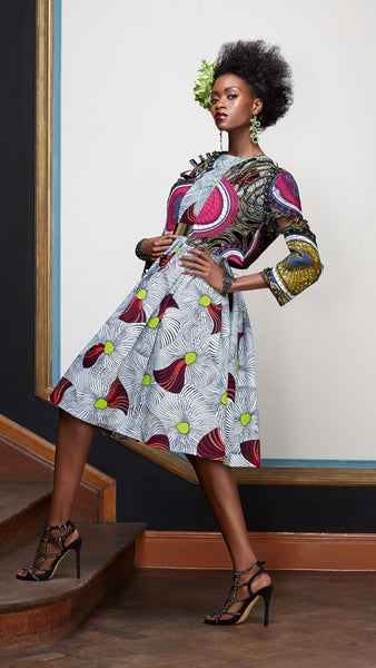 Modest African Fashion