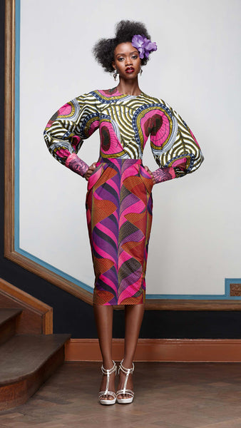 Modest African Prints