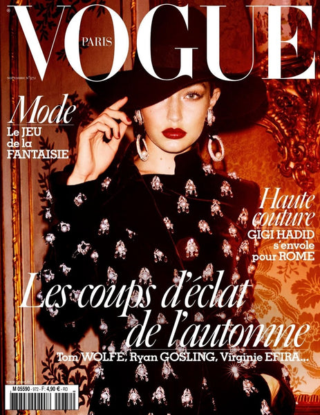 Modest Vogue Cover