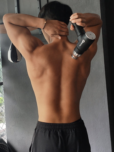 How to use Rooftree R20 on Your Upper Back and Glutes